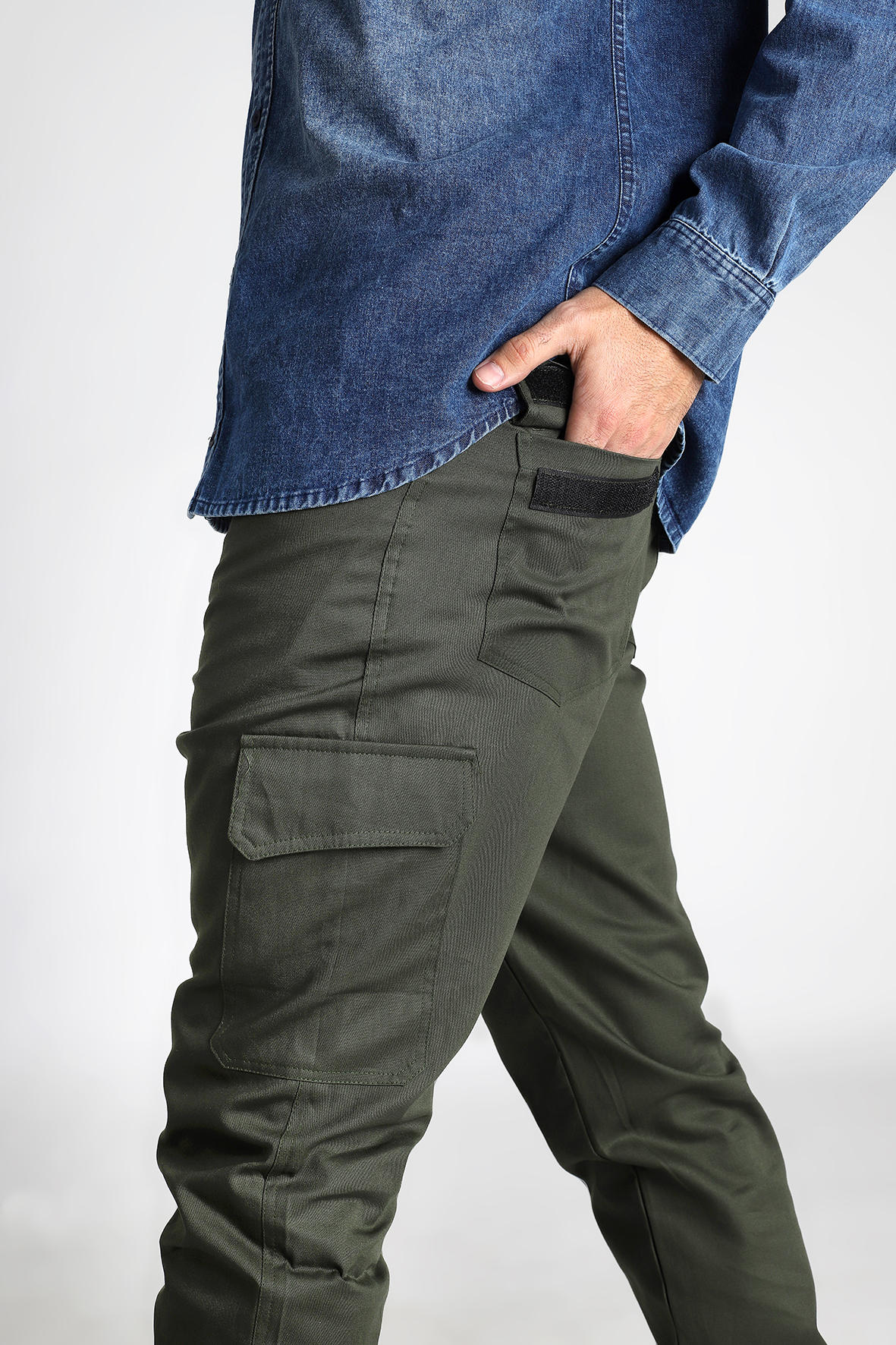 Uniformes de diseño pantalón Vedder