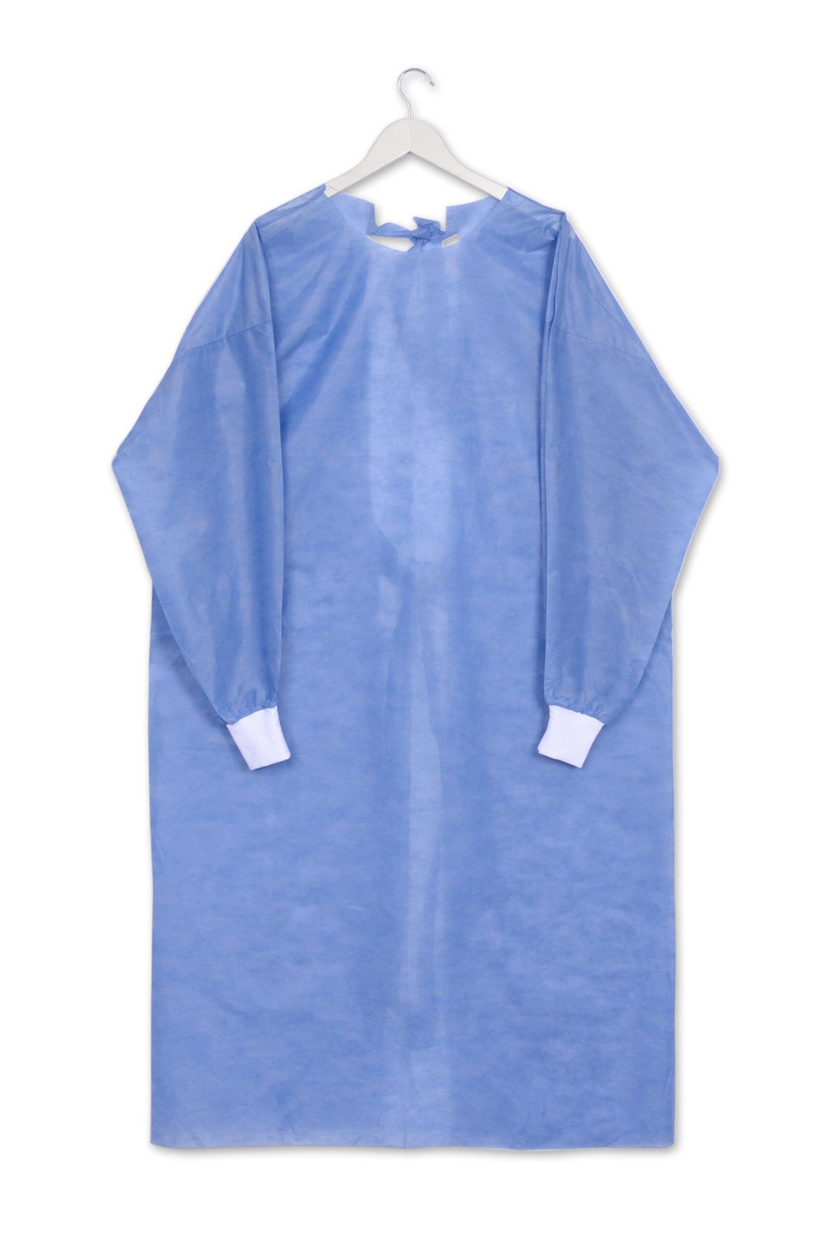 Uniformes Sanitarios descartables camisolín